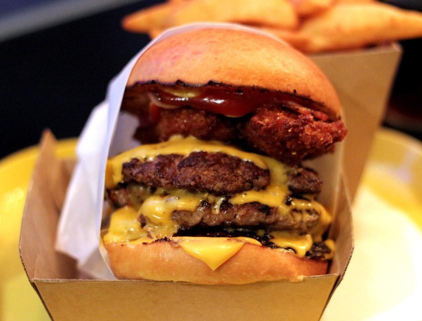 bad boys melb melbourne cbd burgers of melbourne. Black Bedroom Furniture Sets. Home Design Ideas