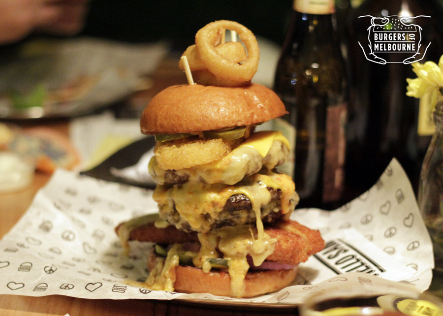 10 Best Burgers Melbourne Has To Offer photo