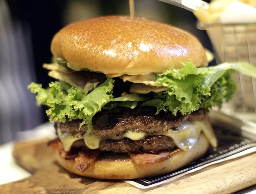 Maccas Burger