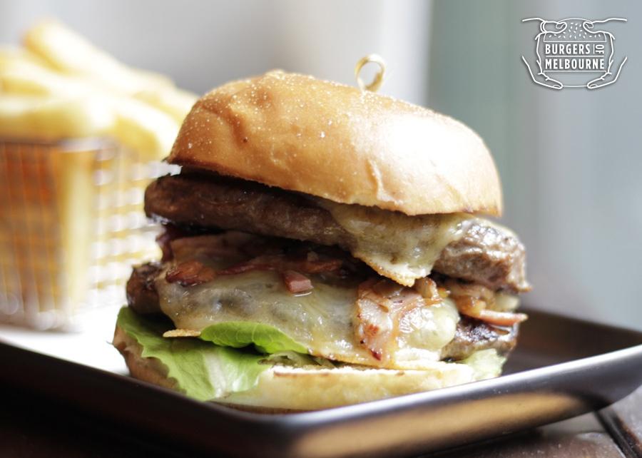 Beer Deluxe Cbd Burgers Of Melbourne