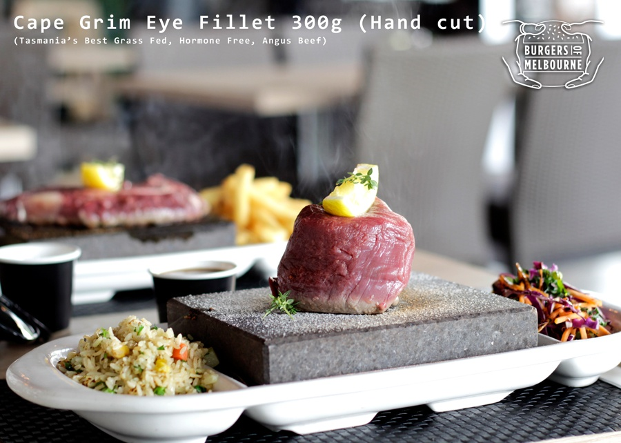 Demazzi Stone Grill Steak